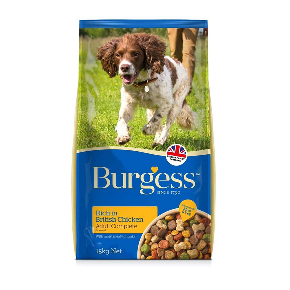 Dry Complete Dog Food