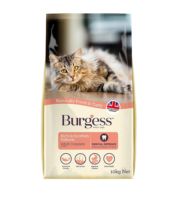 Burgess Cat Food Chicken